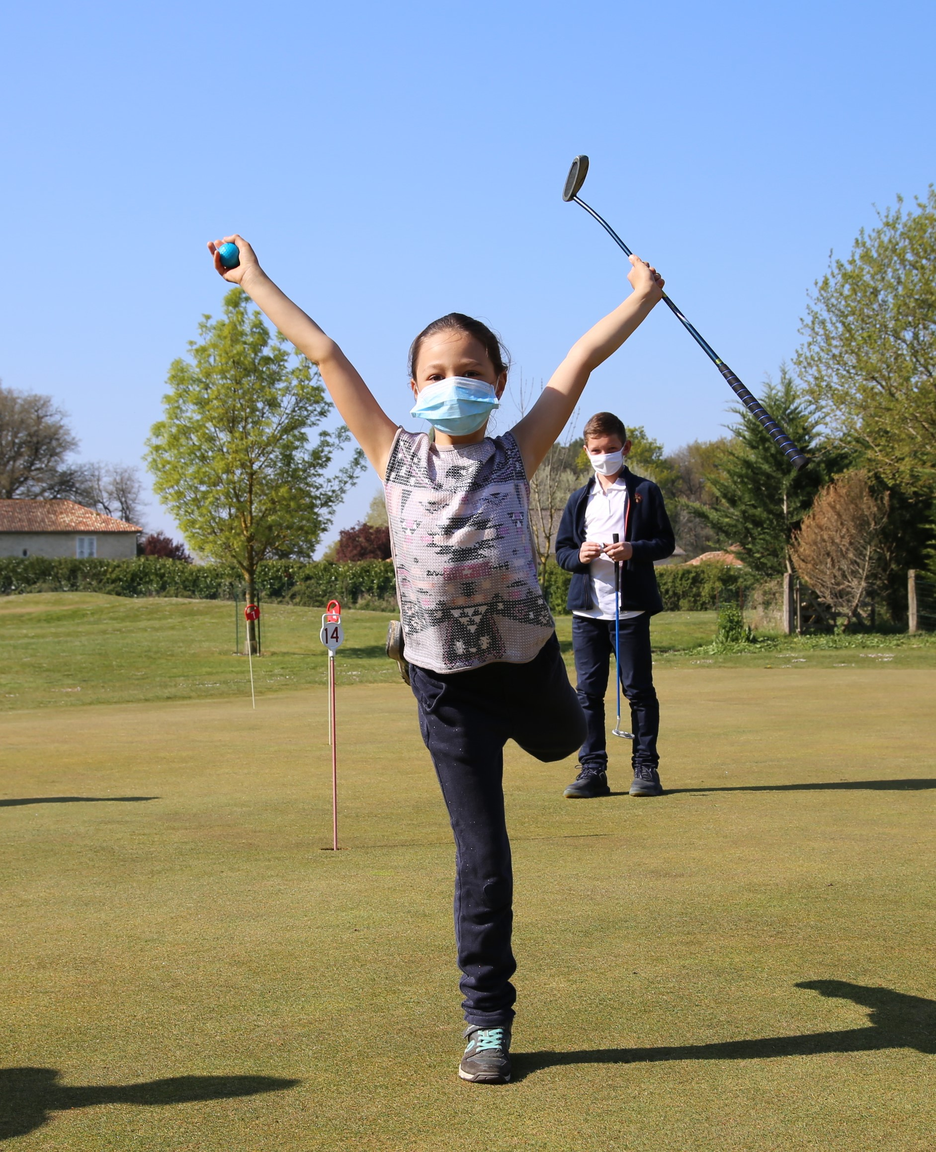 Ecole de golf 2021 2022